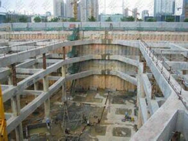 地下室土方开挖回填与基坑支护方案