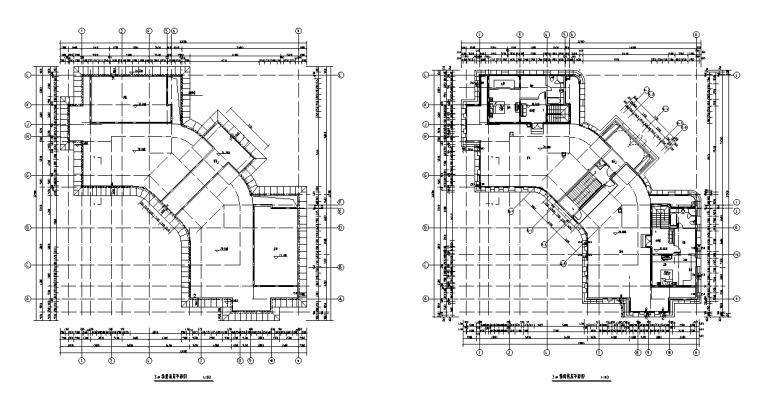 浙江中央公馆住宅立面施工图设计 (9)