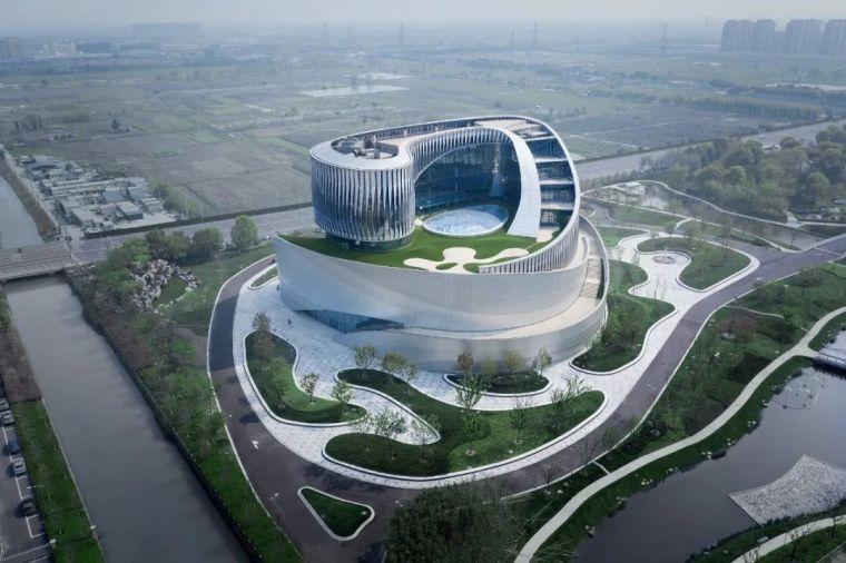 济川健康科技馆/华建集团上海建筑设计研院