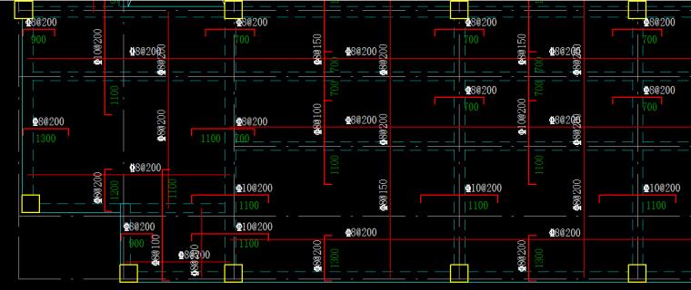 PKPM出的梁板柱配筋图如何修正达到最优?