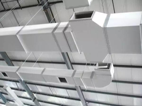暖通系统安装质量通病资料下载-通风空调管道系统安装质量通病