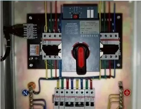 速看!电气工程施工流程的工艺示例_22