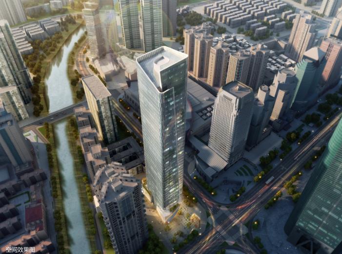深圳商业中心区大厦城市更新单元规划文本