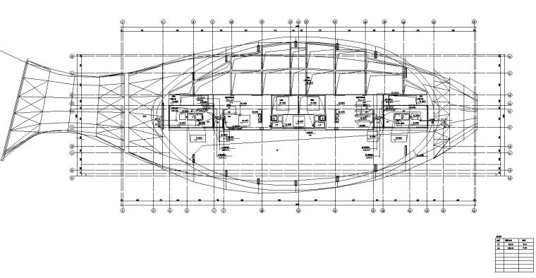 深圳高档公寓电气施工图(含计算书及总图)