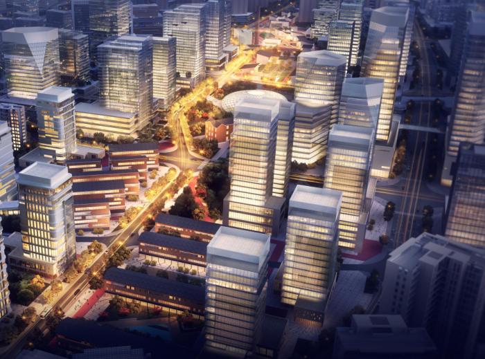 杭州望江地区城市设计文本_旧城更新2019