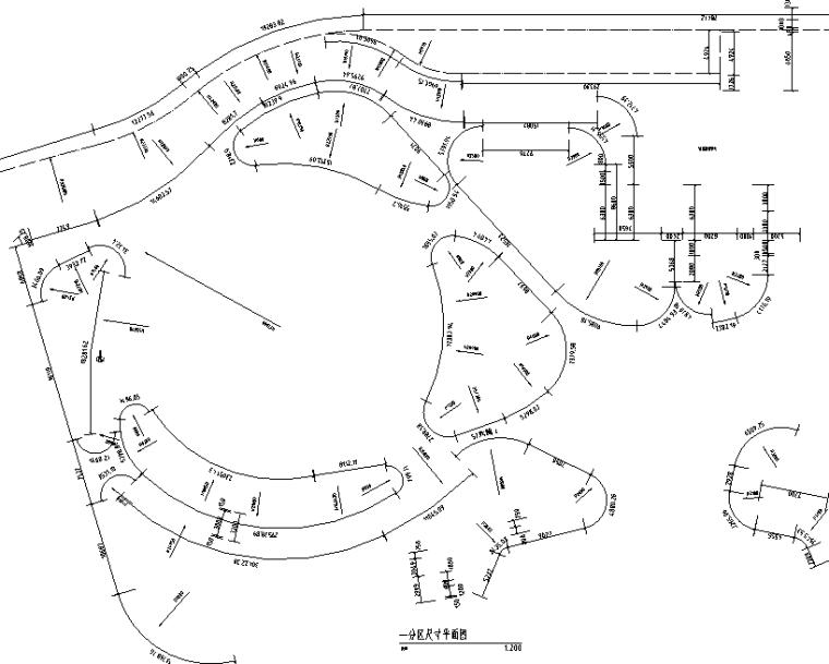 [重庆]公园入口景观工程施工设计图