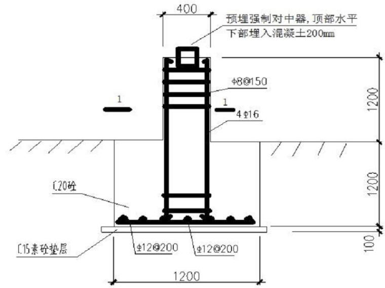 基坑锚杆支护与变形监测方案