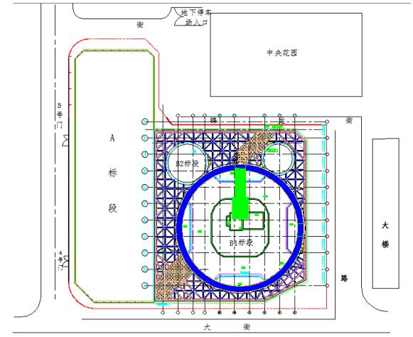 高压旋喷桩施工方案(三重管双高压旋喷工艺)