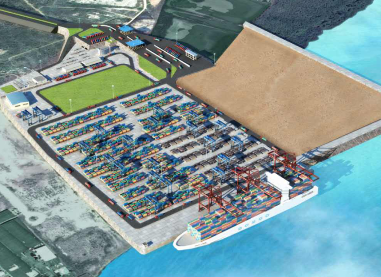护筒灌注桩码头施工创新技术(PPT)
