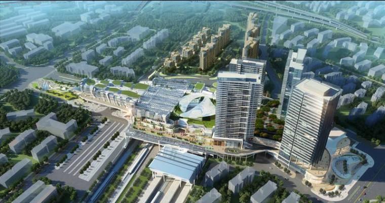 [广州]交通枢纽综合开发项目各专业设计说明