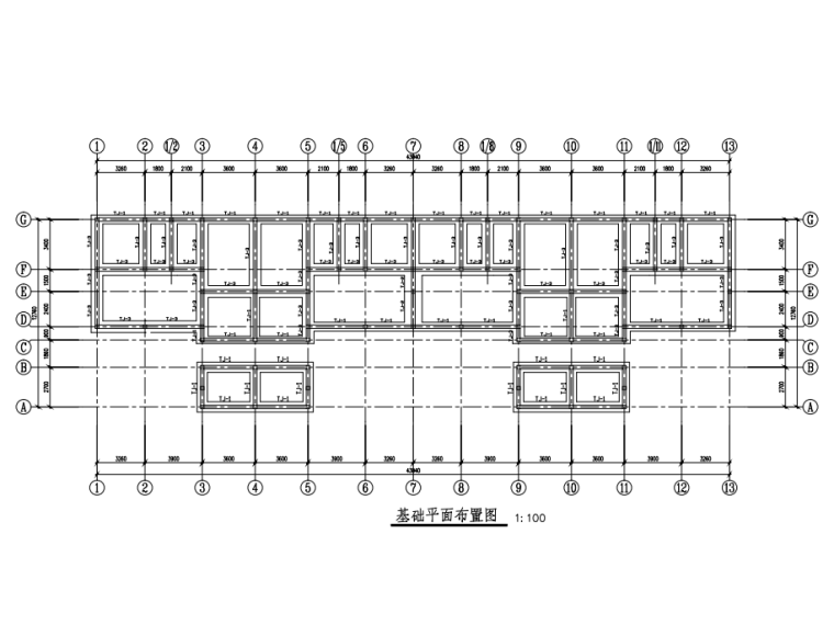 [三门峡]2层砌体结构住宅结构施工图2016