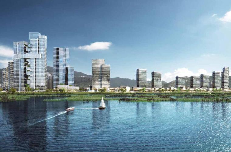[云南]满江山海梦城住宅综合建筑方案设计