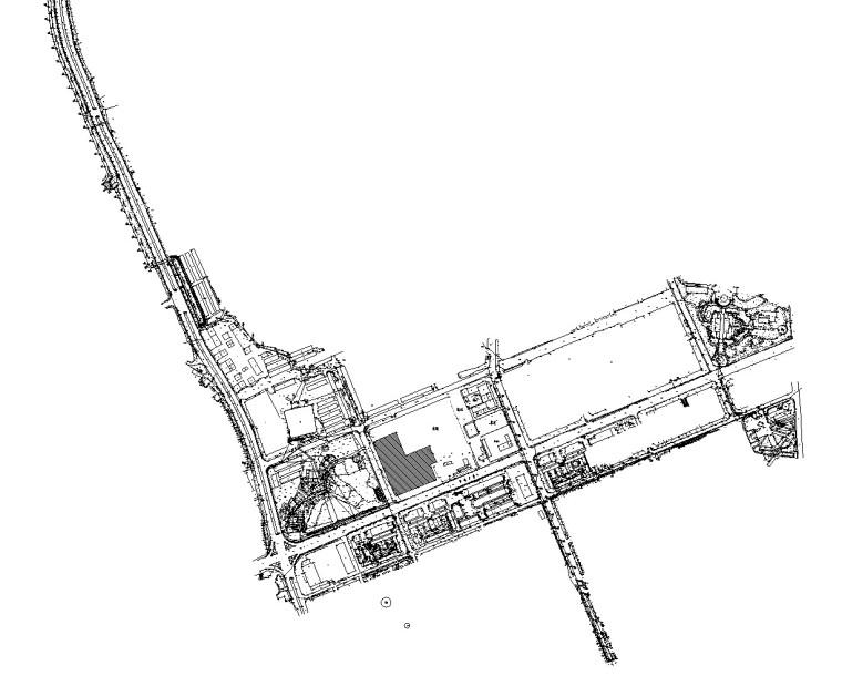 平场工程图资料下载-现代物流港场平工程图纸标文清单