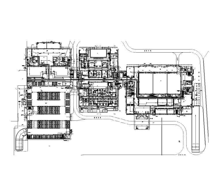 江苏四、六星级酒店电气施工图(含水暖)