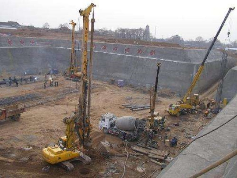 基坑支护与钻孔灌注桩专项施工方案