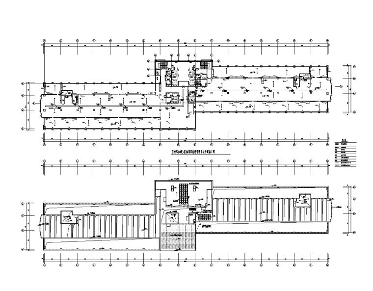 医院综合楼、行政楼建筑智能化工程设计