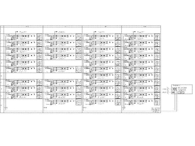 [一键下载]10套弱电资料合集(讲义+图纸)-1综合布线系统图