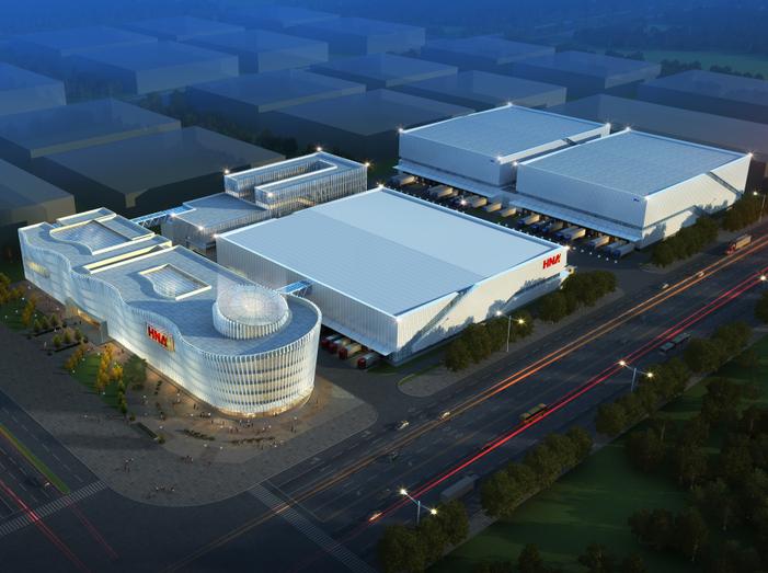 海航南京冷链物流园区项目概念规划设计文本