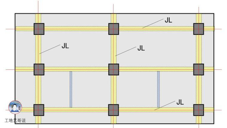 建议收藏!结构钢筋89种构件图解一文搞定_92