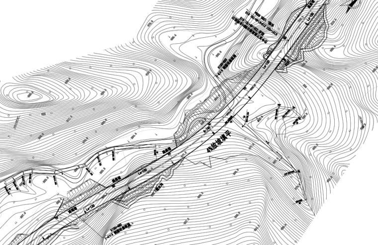 高填路基设计图