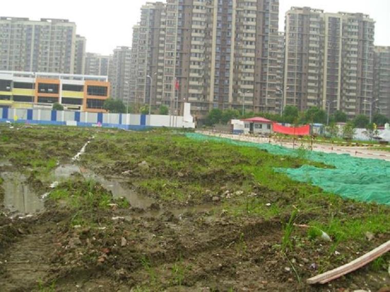 教学楼基坑搅拌桩与土方开挖施工方案