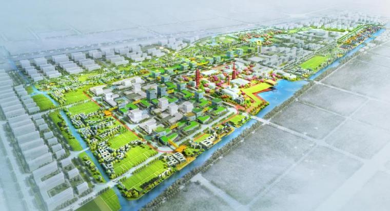 [浙江]杭州特色小镇景观设计方案