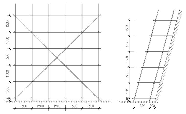 边坡及挡护结构工程施工技术交底