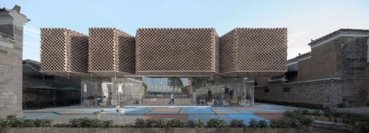 ingenhoven建筑事务所资料下载-中国,江西省,大方创意村 /NEXT建筑事务所