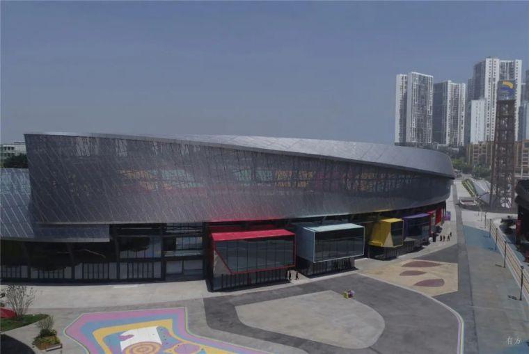 新作|重庆巴南体育场外立面改造