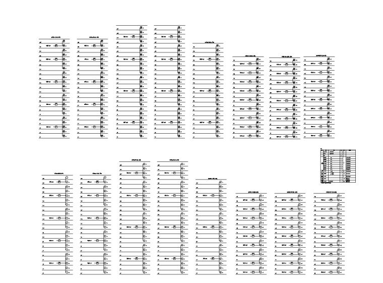 [一键下载]六套2020年最新住宅建筑电气图纸-大型住宅及配套商业智能化深化图纸(2020)-综合能源管理系统图