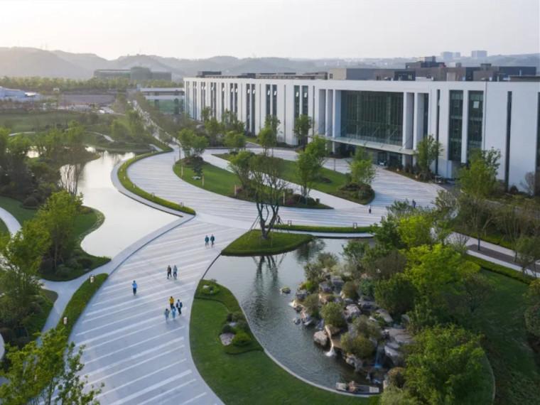 重庆OPPO智能生态科技园