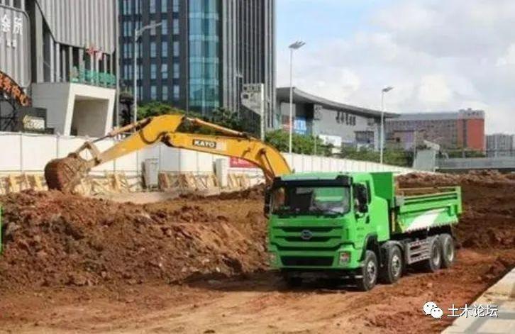 地库连续坍塌、破坏,大多在顶板回填土阶段