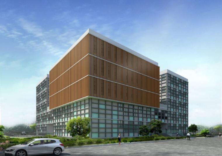 六层办公楼外墙维修改造工程施工组织设计