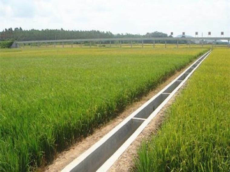 农田治理水土保持建设工程施工组织设计