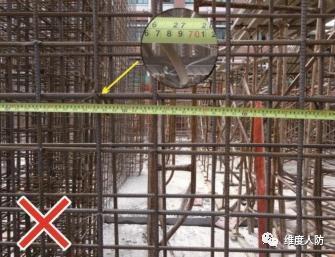 人防工程施工及验收要点汇总,图片对比!