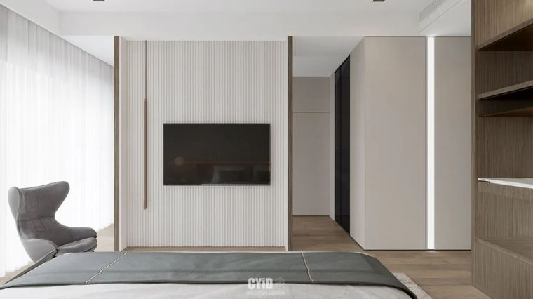 800㎡现代风格别墅设计,大宅的极致简约_11