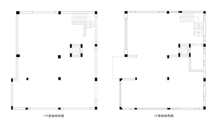 800㎡现代风格别墅设计,大宅的极致简约_14