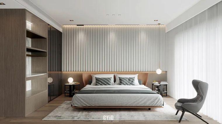 800㎡现代风格别墅设计,大宅的极致简约_10