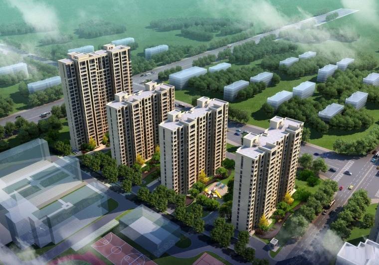 [河南]高层住宅楼防水工程施工方案