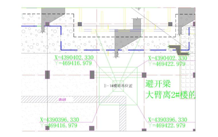 03 塔吊位置图