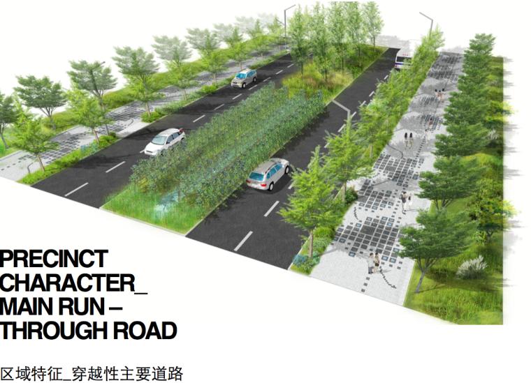 [江苏]南京生态科技岛市政景观设计方案