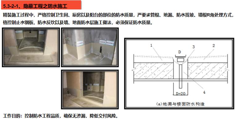隐蔽工程之防水施工