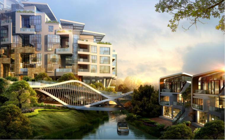 [成都]麓湖生态城设计和开发过程复盘
