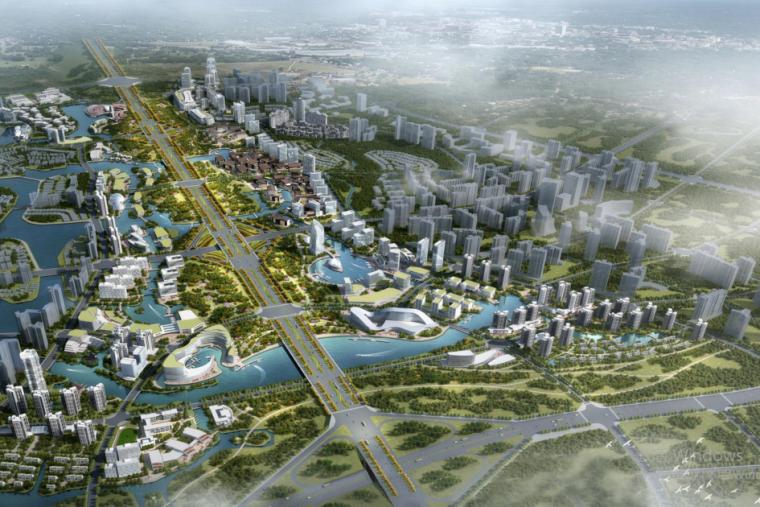 [成都]麓湖生态城规划建筑产品线