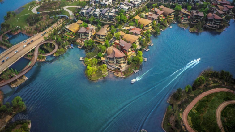 [成都]麓湖生态城地产视角分析总结