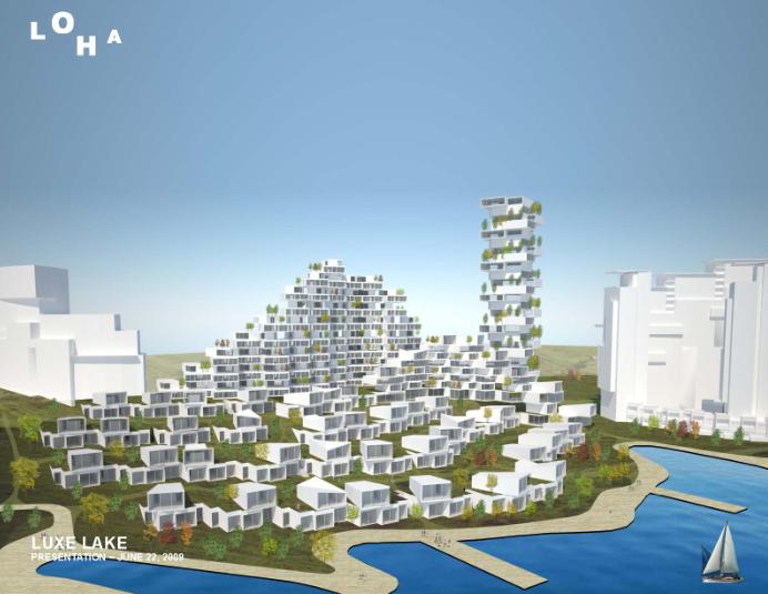 [成都]麓湖生态城创意园区规划研究汇总