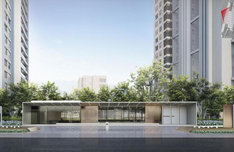 [浙江]前湾国际社区住宅景观深化方案设计