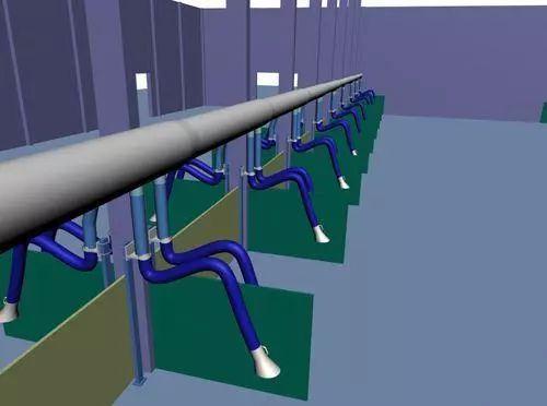 手工计算给排水、暖通、电气工程安装工程量_4