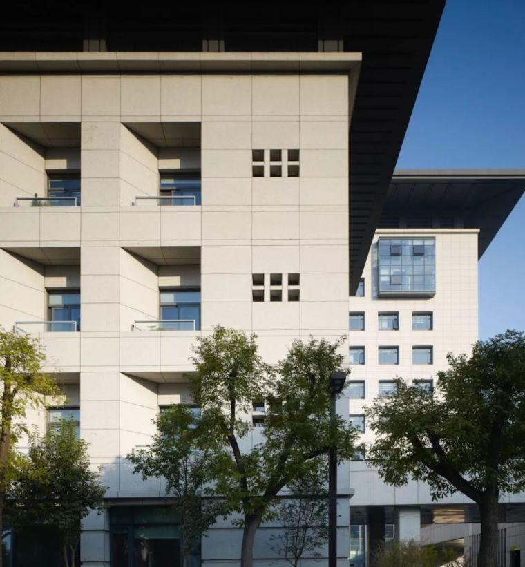 西安市行政中心|中国建筑学会建筑创作大奖_7