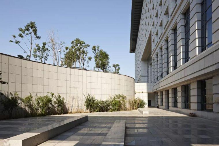 西安市行政中心|中国建筑学会建筑创作大奖_6